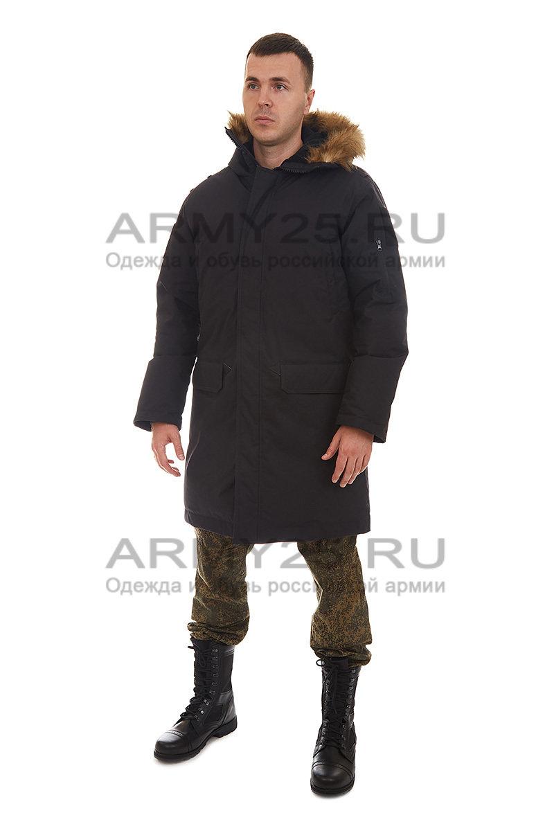 Военная куртка аляска вмф