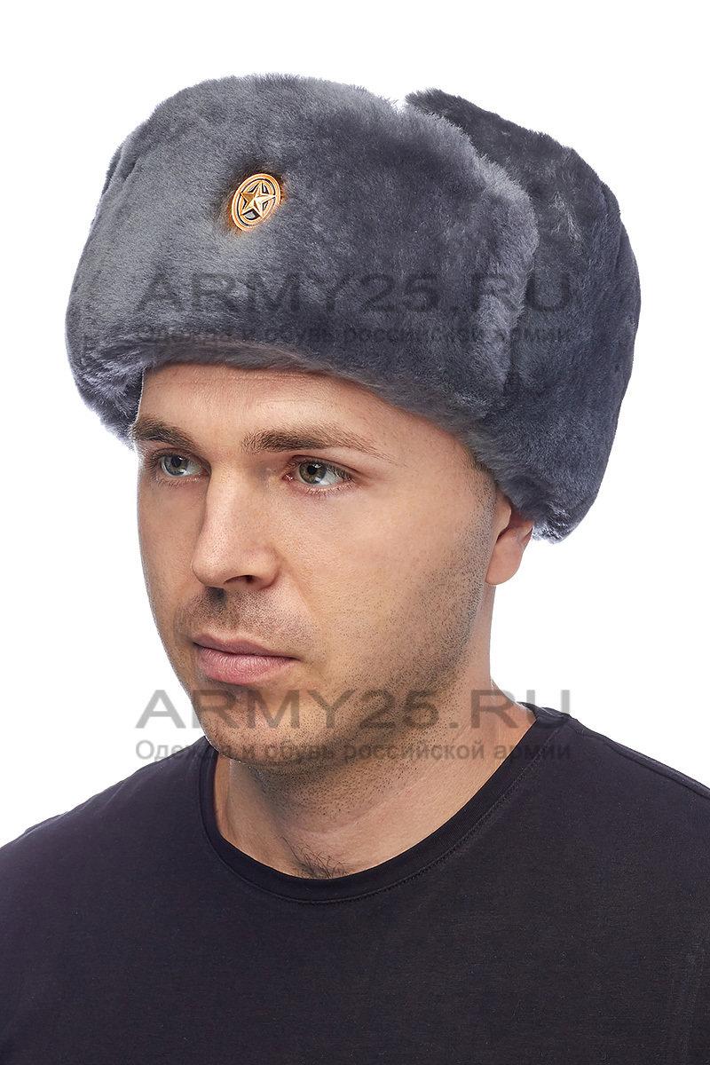 Военная шапка офицерская вс рф белка