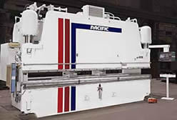 K-Series Hydraulic Press Brake