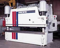 K 600 Series Hydraulic Press Brake