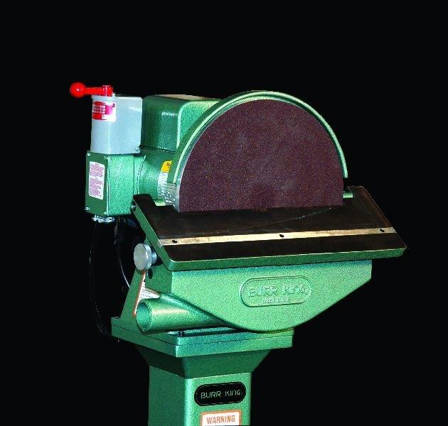 Model 12 Disc Grinder