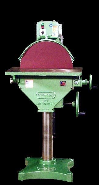 Model 20 Disc Grinder Model 20