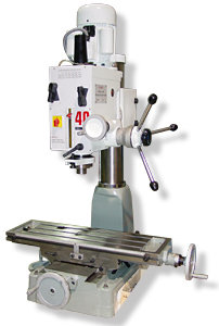 Table Top Mill Drill ZX40