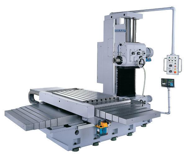 KHM 120 Horizontal Boring and Milling Machine KHM 120