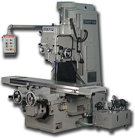 KMA-3 Vertical Milling Machine KMA-3