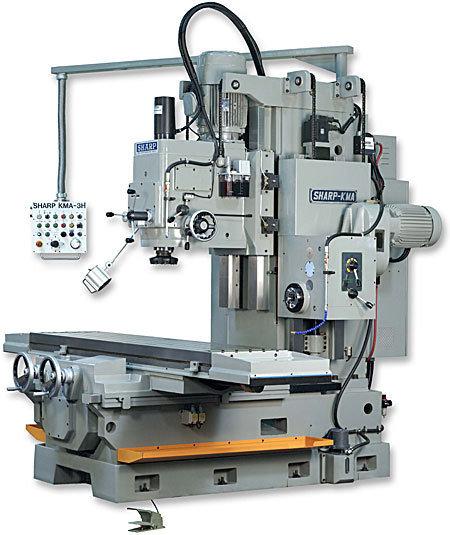 KMA-3H Vertical Milling Machine KMA-3H