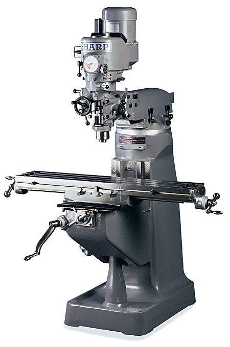LMV-50 Vertical Milling Machine