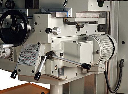 UH-3 Horizontal Milling Machine