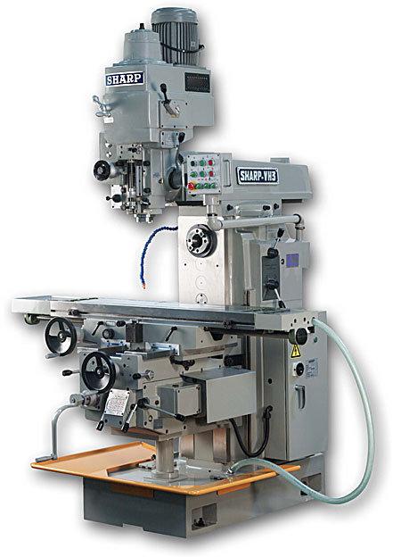 VH-3 Vertical / Horizontal Milling Machine VH-3