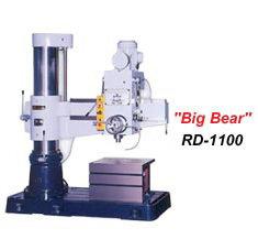 """Big Bear"" RD-1100 -Radial Drill RD-1100"