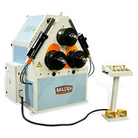 R-H120 - Double Pinch Metal Ring Roller