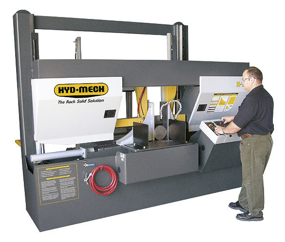 H-18A-120- Dual Post Horizontal Band Saw