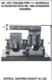 No. 1500 Angle Notch Unit