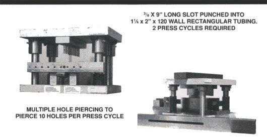 No. 8000 Pro Hand Presses