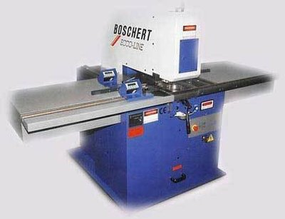 Boschert EL 1000 Manual Punching Machine