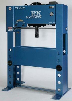 HFP H-Frame Presses 50-250 Tons