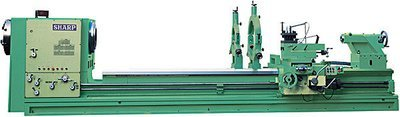 Big Bore Heavy Duty Precision Lathes - X Series - Model 4560X-45200X, 5060X-50200X, 6060X-60200X, 7060X-70200X