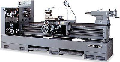 Heavy Duty Precision Lathes - Model 2480V, 24120V, 24160V, 3080V, 30120V, 30160V