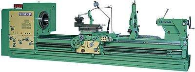 Big Bore Heavy Duty Precision Lathes - W Series - Model 3560W-35200W, 4060W-40200W, 4580W-45200W, 5060W-50200W