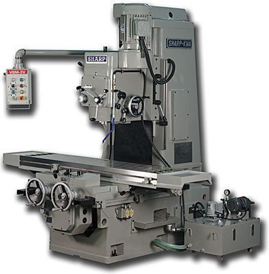 KMA-3 Vertical Milling Machine