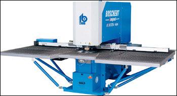 Boschert CP - 1250 CNC Punching Machine