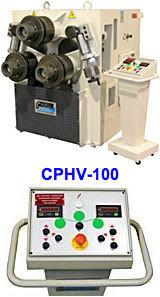 CPHV-100 -3 Roll Double Pinch Universal Bending Machine