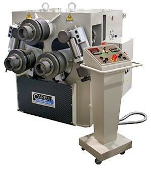CPHV-90 - 3 Roll Double Pinch Universal Bending Machine