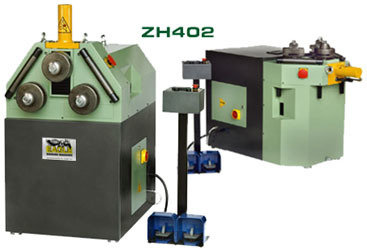 Eagle ZH402 Universal Roll Bender
