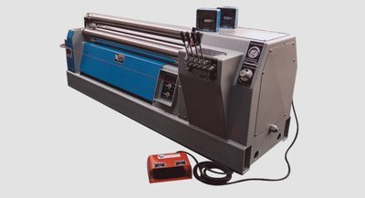 4 ROLL DOUBLE PINCH PLATE BENDING MACHINE - 403 SERIES