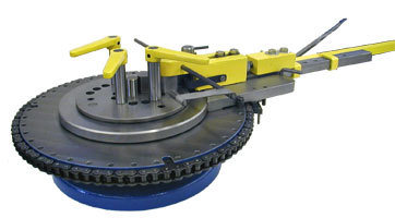 Di-Acro Model 4 Manual Bender & Tooling