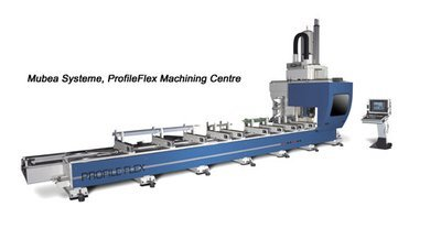 Mubea Systems, ProfileFlex Machining Center