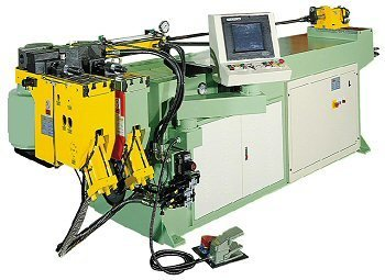 Single Axis Tube Bender