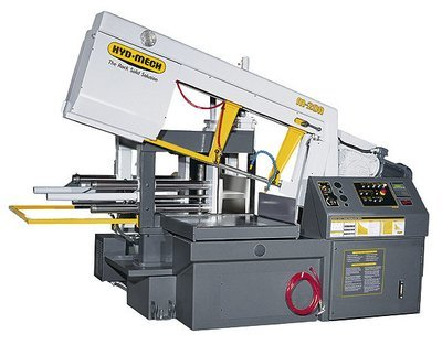 M-20A- Automatic Scissor Style Band Saw