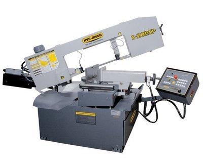 S-20DSP - Double Swivel Band Saw