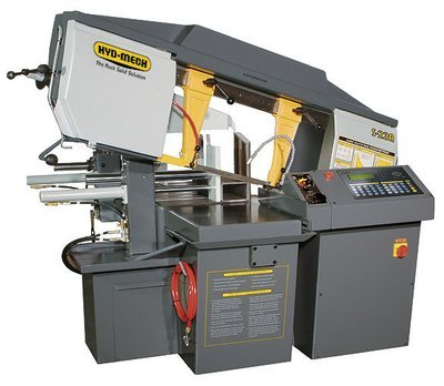 S-23A - Band Saw with Hydraulic Feed