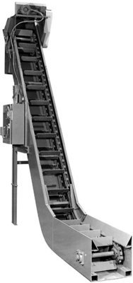 Model 670 Drag Flight Chain Conveyor