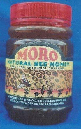 MORO NATURAL HONEY 0008