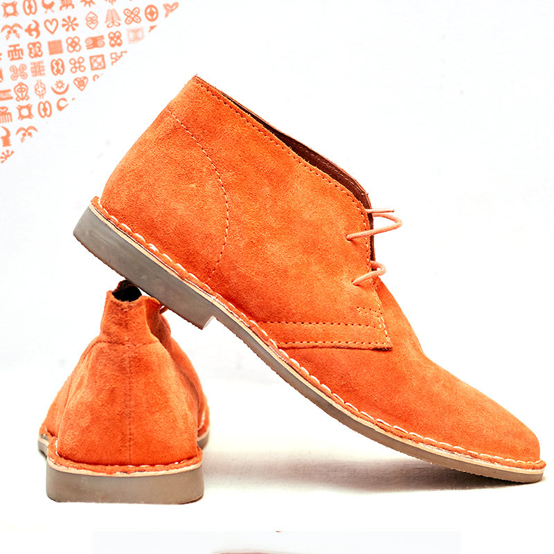 CHUKKA BOOTS (SUEDE)