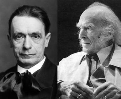 R.A.Savoldelli: Rudolf Steiner und Herbert Witzenmann - ideelle Kontinuität als Wissenschaftsprinzip (1985)