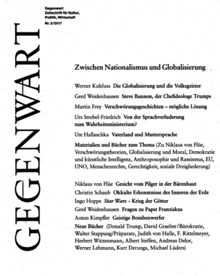 E.Meier: Savoldelli, Dokumentation H.Witzenmann