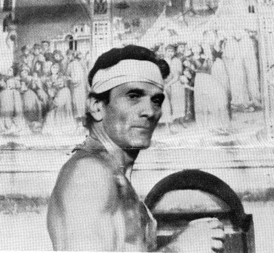 R.A.Savoldelli: P.P. Pasolini - zum Schicksal eines Zeitgenossen (1978)