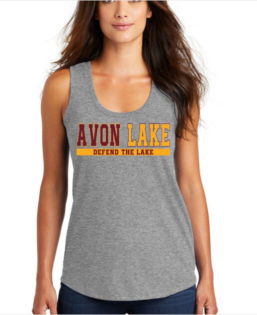 Defend The Lake~Women's Loose Fit Tank