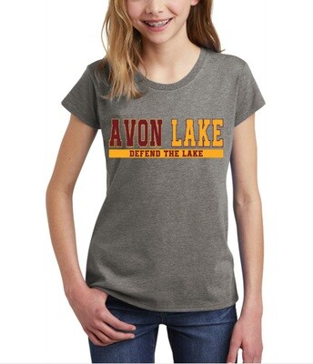 Defend The Lake~Youth Girls Tee