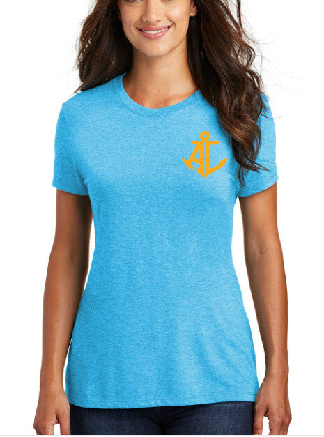 Sun & Waves~ Women's Perfect Fit Tee