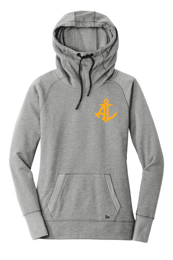 Defend The Lake~Women's Triblend Fleece Hoodie
