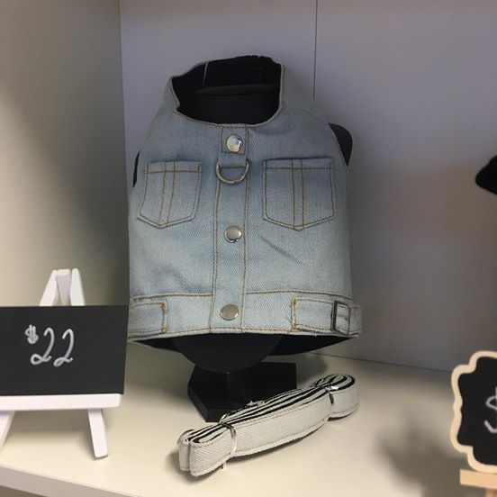 Jean Jacket Harness