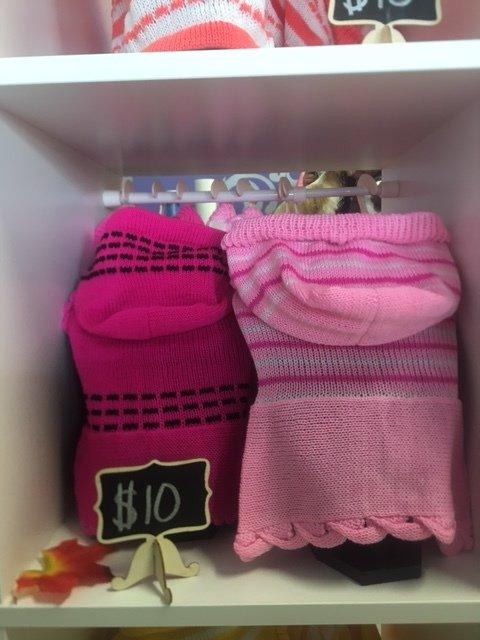 Warm Hoodie (Pink)