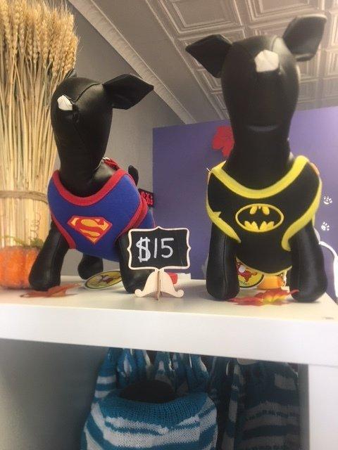 Super Hero Harness Superman/ Batman