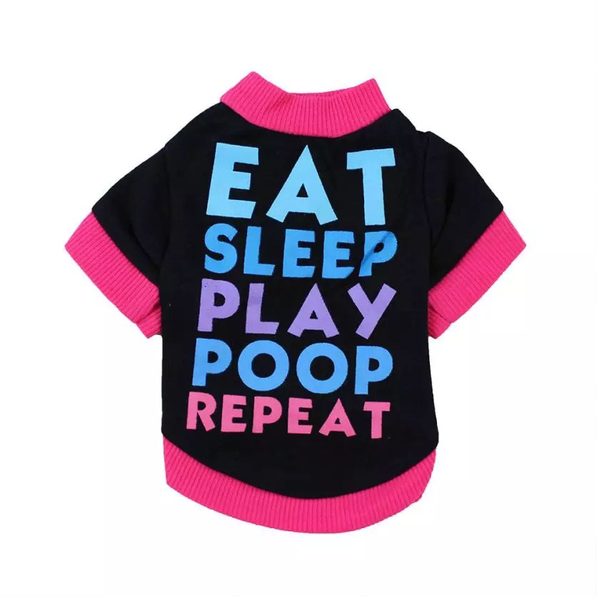Eat Sleep Play Poop Repeat Shirt