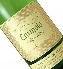 Bottle of Emmolo Sauvignon Blanc '15 831526000614